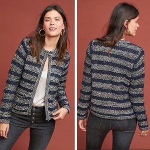 NWT Anthropologie Moth Madamoiselle Jacket